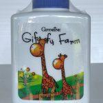 กิฟฟี่ ฟาร์ม กิฟฟารีน แป้งโรยตัวเด็ก ช่วยปกป้องแบคทีเรีย